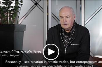 Qui est Jean-Claude Poitras