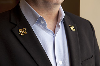Clef d'or certified concierges at Le Saint-Sulpice Hôtel Montréal