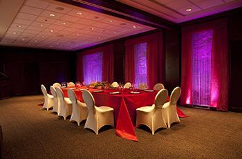 Event venue at Le Saint-Sulpice Hôtel Montréal