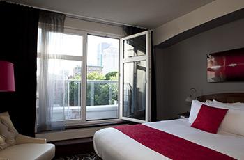 Suite Signature 601 de l'Hôtel Le Saint-Sulpice