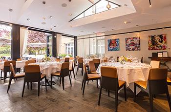 Restaurant Sinclair de l'Hôtel Le Saint-Sulpice