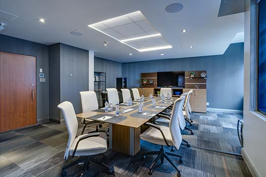 Executive Meeting Room in Old Montreal