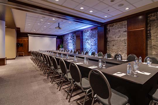 Meeting Room Le Moyne-LeBer in Old Montreal