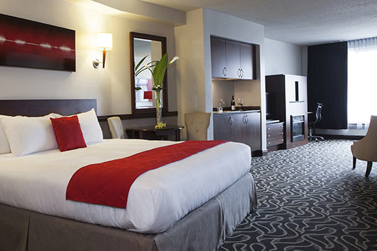 Superior Suite in Old Montreal