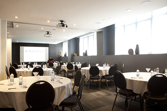 Salle de réunion St-Paul 1 dans le Vieux-Montréal