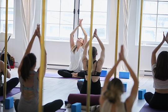 Yoga Vieux-Montréal dans le Vieux-Montréal