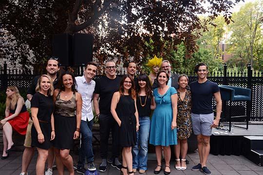 Événement VIP Le Cirque du Soleil I SoSulpice! I Le Saint-Sulpice Hotel