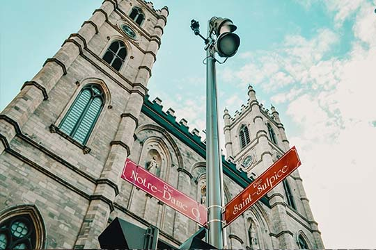 Book today and visit Montreal with this MTL sweet deal including 15% discount and breakfats at le saint-sulpice hotel in old montreal