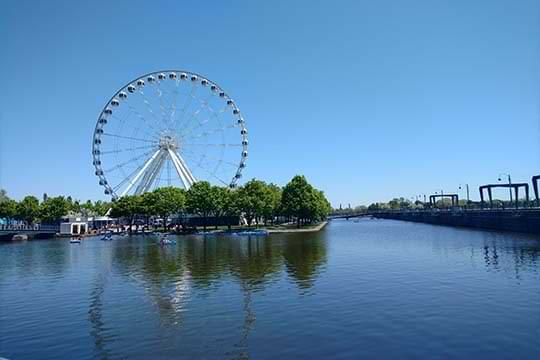 Visit our blog to learn more about all the activities in the Old Port of Montreal