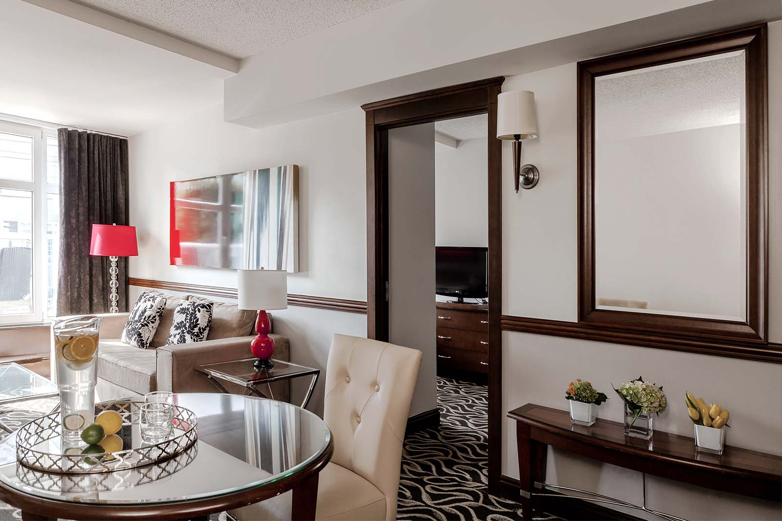 Executive Suites in Old Montreal