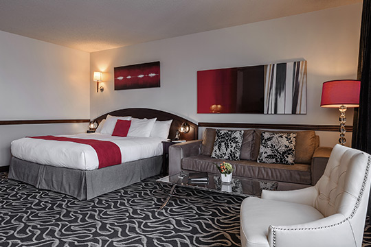 Superior Suites with living room in Old Montreal