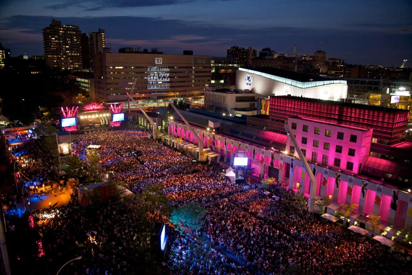 Photo Festival de jazz de Montréal